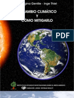 Libro_cambio Climatico y Como Mitigarlo