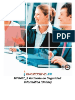 Auditoria Seguridad Informatica Online