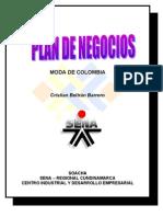 Guia Plan de Negocios Formato Fondo Emprender Sena