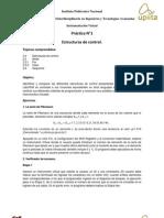 Práctica 1. Estructuras de control.