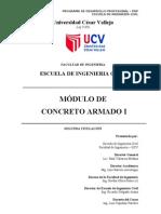 MÓDULO DE CONCRETO ARMADO I