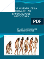 Breve Historia de La Medicina Unsm