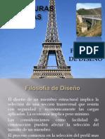 FILOSOFIA DE DISEÑO ESTRUCTURAS METÁLICAS