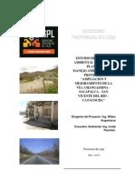 EIA - Final Changaimina-San Vicente Del Rio-Catacocha