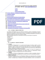 Abastecimiento Admin is Trac Ion Publica Peru