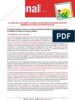 EL ARENAL DIGITAL Nº 77 - Pleno junio 2009