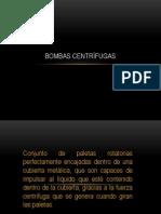 4 Diapositivas Bombas Centrifugas