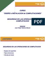 3 Curso Completaciones Seguridad en La Operaciones 291007