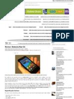 Smartphone D3 Bom e Barato
