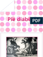 Pie Diabetico
