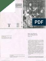 4. Ariès. Historia de la vida privada. Vol. 5.
