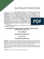 Reglamento_Construccion CELAYA