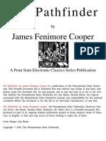 Fenimore Cooper ThePathfinder