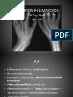 Artritis Reumatoide Diego