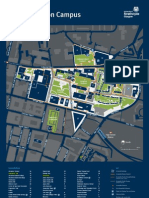 StrathClyde Campus Map