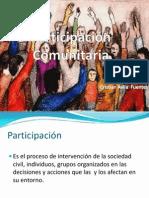 Clase 2_Participación Comunitaria
