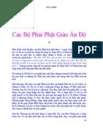 Chanh Hanh - Cac Bo Phai Phat Giao An Do (1999)