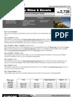 7D Germany EUROPE MATTA Fair package