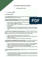 Dignidad humana y derechos naturales.docx