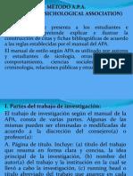 Modelo APA