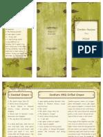 Garden Recipes- Greens