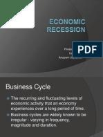 Economic Recession Presentation