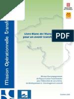 Livre Blanc de l'Eurodistrict