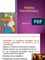-TERAPIA PSICODINAMICA