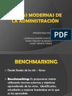 TEORIAS MODERNAS DE LA ADMINISTRACIÓN