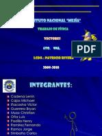 TRABAJO DE FÍSICA-VECTORESñl