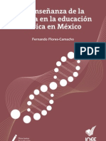 La enseñanza de la ciencia en la educación báisca en México