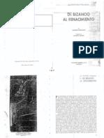 FRANCASTEL La Pintura Italiana - De Bizancio Al Renacimiento