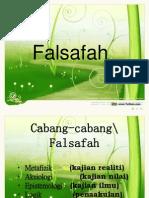 Asas Falsafah Dan Falsafah Pendidikan