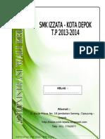 Administrasi Wali Kelas 2012 2013