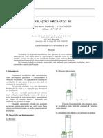 Oscilações Mecânicas III