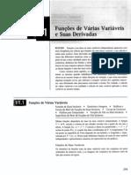 Capítulo 11 Funcoes de Varias Variaveis e suas derivadas