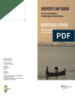 Biodiversity and Tourism - the case of the Sustainable Use of the Marine Resources of Kuna Yala, Panama