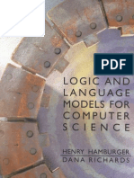 Logic and Language Models for Computer Science