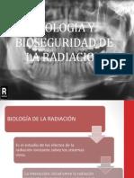 Biologia y Bioseguridad de La Radiacion