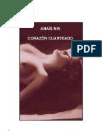 Nin Anais - Corazon Cuarteado