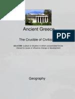 Ancient Greek Civilization