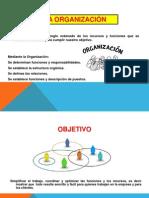 Organizacion-Administración