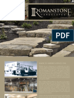 Romanstone Hardscape 2013 Lookbook
