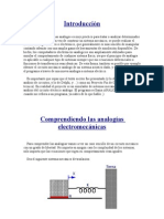 La Analogias Electromecanicas