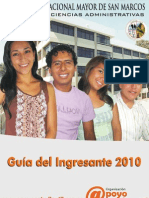 Apoyo+Estudiantil+ +Guia+Ingresante+2010