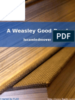 Lucawindmover - A Weasley Good Deed