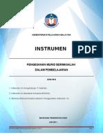 instrumen murid berkeperluan khas