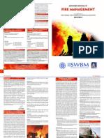 Fire Management Brochure