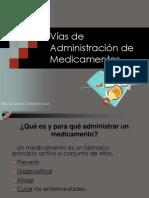 Administracion de Medicamentos.