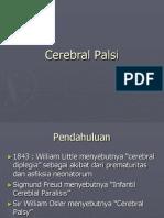 Cerebral Palsi